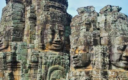 Partez pour le Cambodge explorer les temples d'Angkor