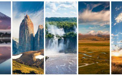 Grands espaces : 5 destinations nature idéales pour le trekking